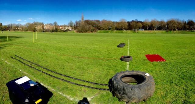 Redvales Field Set Up