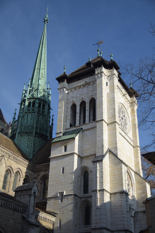 Geneva's Old Town Church